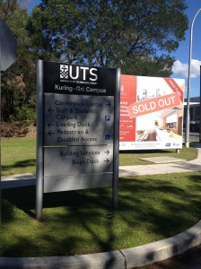 UTS Kuring-gai campus, closed since November 2015